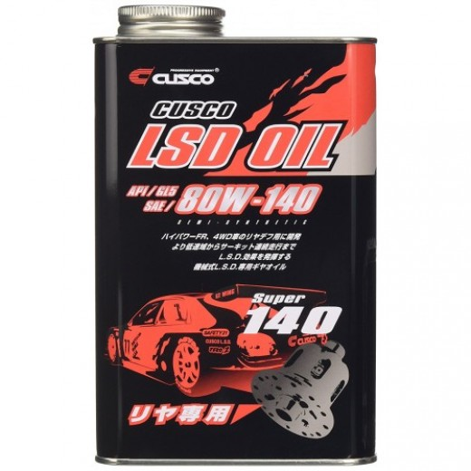 CUSCO LSD Gear OIL 80W-140 1L