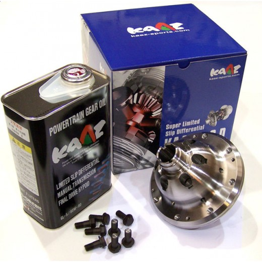 KAAZ 1.5-Way LSD for Honda CR-X SiR, Civic SiR