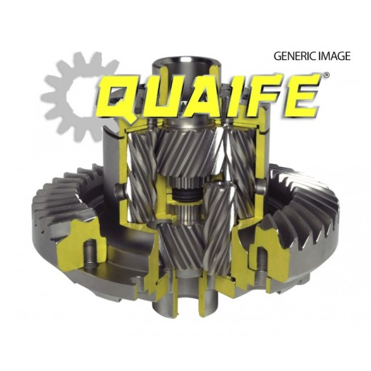 "Quaife 7.5"" front ATB differential"